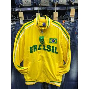 d49e5f7e95 Outros Masculino Para Casacos - Jaqueta Amarelo no Mercado Livre Brasil