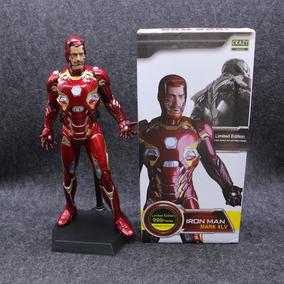 Action Figure Homem De Ferro Crazy Toys Pronta Entrega
