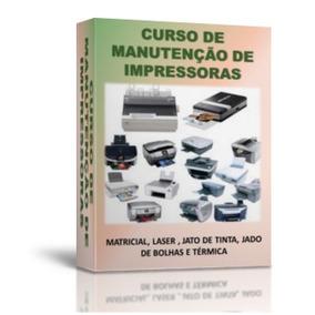 Curso De Mannutenção De Impressoras