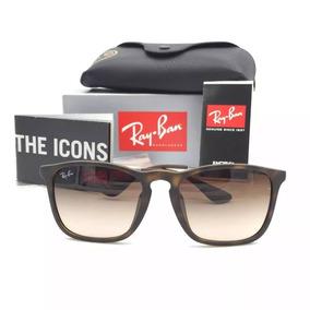 Óculos De Sol Ray Ban Chris Tartaruga - Óculos no Mercado Livre Brasil 9419764583
