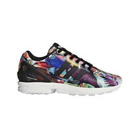 more photos a4dd8 cf078 Zapatillas adidas Originals Moda Zx Flux W Mujer Ng vd