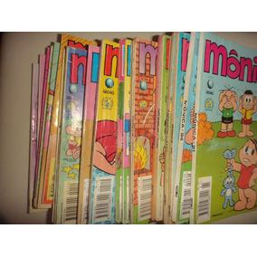 Lote Monica 83 Edicoes Editora Globo 1987 Otima Frete Gratis