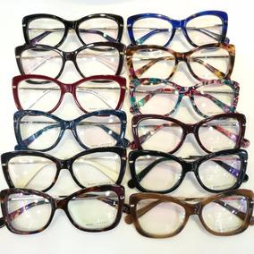 1afac8837f9e6 Donatti Creme Armacoes Oculos - Óculos no Mercado Livre Brasil