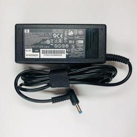 Fonte Carregador Hp Ultrabook 240 G2 G5 19.5 65w Plug Azul