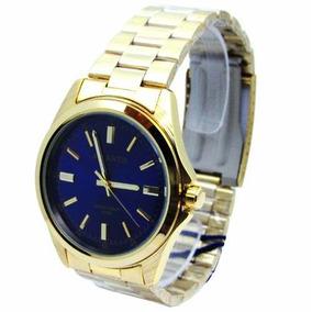 62e518a6be8 Relógio Atlantis Fundo Azul - Joias e Relógios no Mercado Livre Brasil