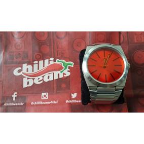 Relógio Chilli Beans Vermelho
