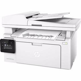 Impressora Multifuncional Hp Laserjet Pro Mfp M130fw 110v