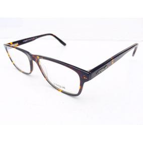 1c8e3ee282ef5 Armacao De Oculos De Grau Acetato Oncinha Vogue - Óculos Marrom no ...