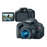 Camara Profesional Canon T3i