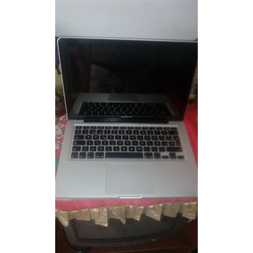Macbook Pro 13 Core I5 500gb 4gb 2011 Vendo O Cambio