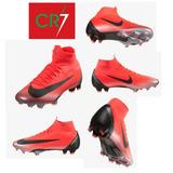Chimpunes Nike Cr7 2018 Pro Grass Natural
