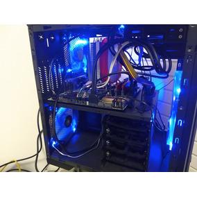 Pc Intel I5 6600k, 8gb Ddr4 2666, M.2 X4 950 Pro De 256gb