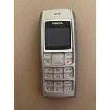 Nokia 1600 Cinza Funcionando