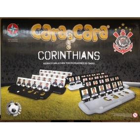 Jogo Tabuleiro Corinthians Cara A Cara Estrela 2 Pessoas - Jogos de ... 9162b6e9ee
