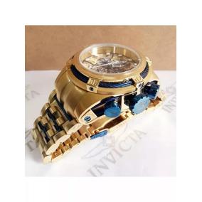 52d0babea72 Invicta Bolt Zeus Skeleton Azul - Relógios no Mercado Livre Brasil