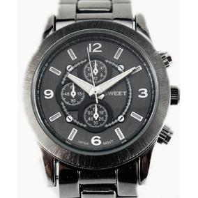 Reloj Sweet 1737l Acero Nuevos Garantía 12m Tienda Ofic