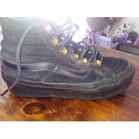 Zapatillas Mujer Vans Converse - Zapatillas Vans de Mujer en Mercado ... ae354a41786