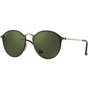 a906c73a8d8fc Óculos De Sol Ray Ban Blaze Round Rb3574n Promoção - Óculos no ...