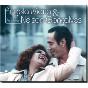 Cd Angela Maria & Nelson Conçalves - Ao Vivo