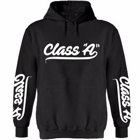 Blusa Moletom Casaco De Frio Class A Rap Nacional Freestyle 3d3e8500ea7