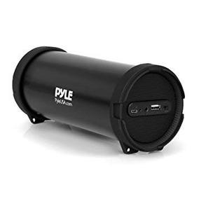 Corneta Speakers, Bluetooth+mp3+usb+aux+radio Fm Portatiles