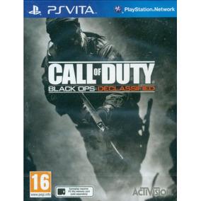 Frete Grátis Call Of Duty Black Ops: Declassified Psvita