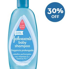 Johnsons Baby Sh Frag Prolongada X 400ml