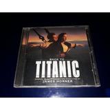 Cd Back To Titanic Soundtrack Original De Coleccion