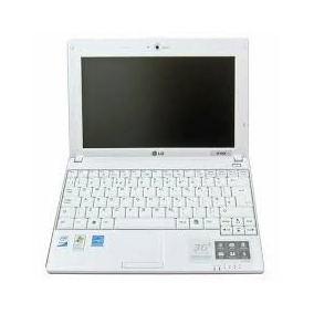 Netbook Lg X110 - Intel Atom N270 - 1gb Ram - Hd 160gb