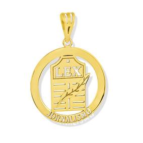 69ff7b55b66ac Joias Malu Joias - Pingentes de Ouro no Mercado Livre Brasil