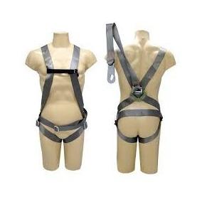 Cinturão De Segurança Tipo Paraquedista Mac Plastic