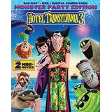 Hotel Transylvania 3: Monstruos De Vacaciones 1080p Bluray