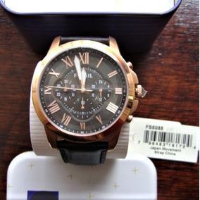 52971b506fb2 Reloj Para Hombre Fossil Fs4861 Nuevo En Caja Garantia 1 Añ ...