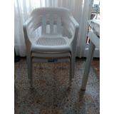Mesa Comedor Rimax 4 Puestos Con 6 Sillas Color Blanco