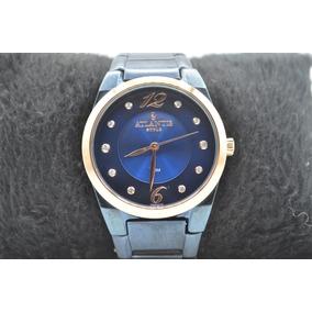 cac58a9eb5 Relogio Feminino Atlantis Cavalo Marinho De Luxo - Relógios De Pulso ...
