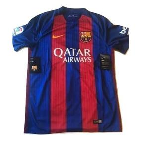 Playeras Originales Del Barcelona Messi en Mercado Libre México bd8c78bec11