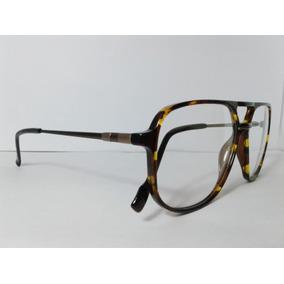 Armação Masculina Tamanho 60 - Óculos Armações Preto no Mercado ... b287fcb789