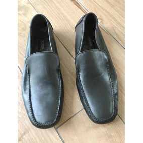 Zapato Mocasín Negro