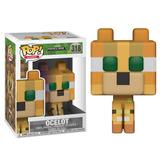 Funko Pop Ocelot 318 - Minecraft
