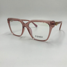 Oculos Sem Grau Feminino - Óculos Armações Rosa claro no Mercado ... 526c97f096