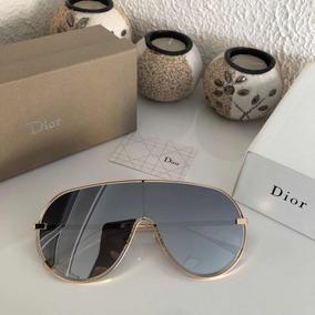 Armação Gatinho Metal Dourada Dior - Óculos no Mercado Livre Brasil f4e0b4bb80