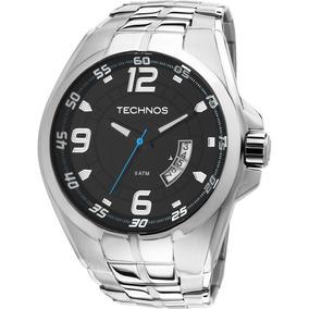 Relógio Technos Masculino Performance Racer Prata 2115ksw/1a