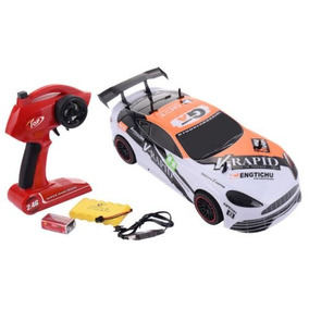 1:10 Niños De 2,4 G 4ch Rc Drift Super Carreras Coches Radio