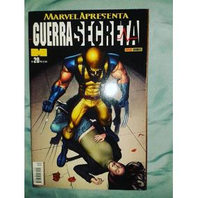 Guerras Secretas Marvel Comix Wolverine Homem Aranha Livro