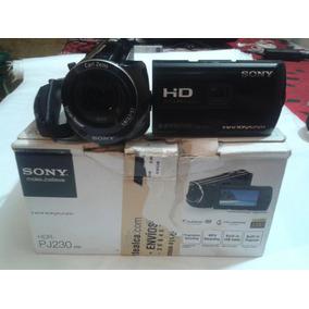 Filmadora Sony Handycam Full Hd/proyector+accesorios(220$)
