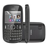 Celular Nokia 200 Asha 200 De Dois Chip Desbloqueado