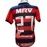 8abef55718 Camisa Flamengo De Arrascaeta 14 Listrada Vermelho Pret 2019