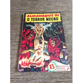 Almanaque De O Terror Negro 1953 Leia O Anúncio
