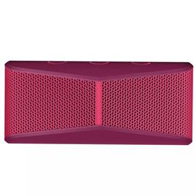 Bocinas Logitech X300 Portatil Bluetooth Rojo Inalambrico