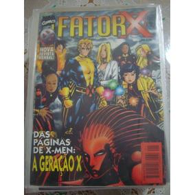 Fator-x Abril Coleção Completa 1-22